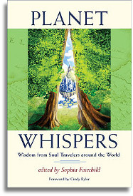 Planet Whispers book cover