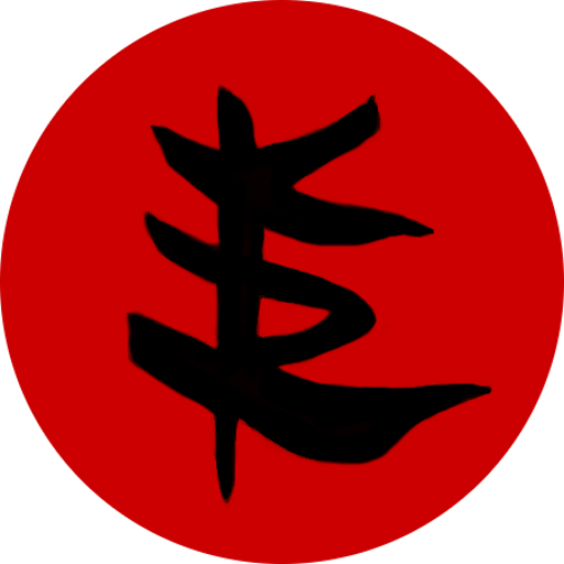 Kerrie Redgate 'KR' logo