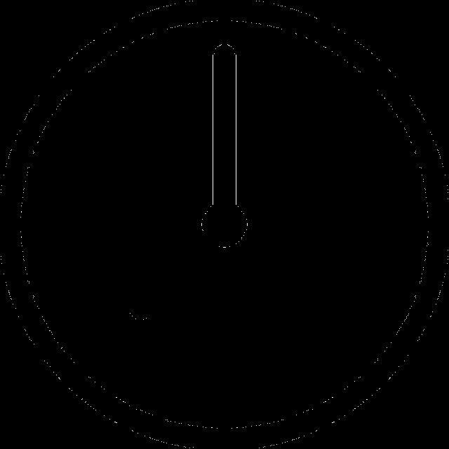 Clock icon by JanJF93 via Pixabay